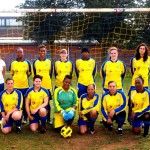 CSFC Laddies 2012-13