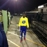 Shaquile 1st team debut