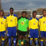 Youths making debut