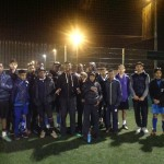 u14s at training